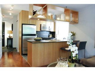 "Photo 9: 202 1001 RICHARDS Street in Vancouver: Downtown VW Condo for sale in ""MIRO"" (Vancouver West)  : MLS®# V1084442"