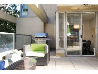 "Photo 11: 202 1001 RICHARDS Street in Vancouver: Downtown VW Condo for sale in ""MIRO"" (Vancouver West)  : MLS®# V1084442"