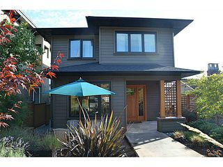 Main Photo: 1262 DUCHESS Avenue in West Vancouver: Ambleside House for sale : MLS®# V1089074