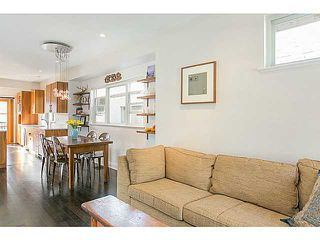 "Photo 3: 1124 E 19TH Avenue in Vancouver: Knight House for sale in ""CEDAR COTTAGE"" (Vancouver East)  : MLS®# V1089954"