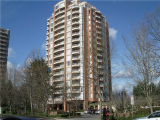 "Photo 1: 206 4657 HAZEL Street in Burnaby: Forest Glen BS Condo for sale in ""The Lexington"" (Burnaby South)  : MLS®# V1106807"