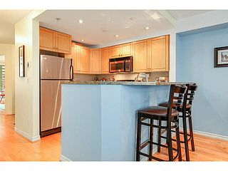 "Photo 5: 15 1073 LYNN VALLEY Road in North Vancouver: Lynn Valley Townhouse for sale in ""RIVER ROCK"" : MLS®# V1108053"