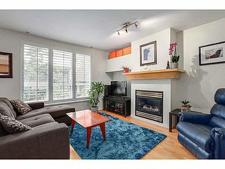 """Photo 2: 15 1073 LYNN VALLEY Road in North Vancouver: Lynn Valley Townhouse for sale in """"RIVER ROCK"""" : MLS®# V1108053"""