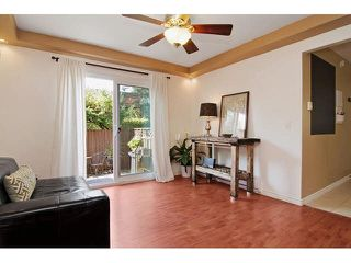 "Photo 4: 5 309 AFTON Lane in Port Moody: North Shore Pt Moody Townhouse for sale in ""HIGHLAND PARK"" : MLS®# V1117026"