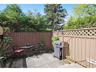 "Photo 10: 5 309 AFTON Lane in Port Moody: North Shore Pt Moody Townhouse for sale in ""HIGHLAND PARK"" : MLS®# V1117026"