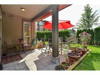 Photo 13: 116 1150 KENSAL Place in Coquitlam: New Horizons Home for sale ()  : MLS®# V1081337