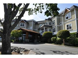 Photo 1: 206 10520 McDonald Park Road in NORTH SAANICH: NS Sandown Condo Apartment for sale (North Saanich)  : MLS®# 355114