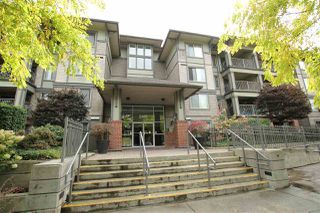 "Photo 1: 401 2468 ATKINS Avenue in Port Coquitlam: Central Pt Coquitlam Condo for sale in ""THE BORDEAUX"" : MLS®# R2019309"