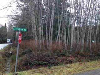 Main Photo: LOT 72 GREENTREE ROAD in Egmont: Pender Harbour Egmont Home for sale (Sunshine Coast)  : MLS®# R2027668