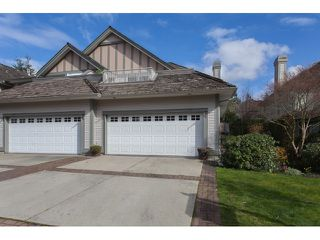 "Photo 1: 73 5811 122 Street in Surrey: Panorama Ridge Townhouse for sale in ""Lakebridge"" : MLS®# R2045411"