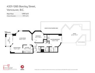 "Photo 20: 201 1265 BARCLAY Street in Vancouver: West End VW Condo for sale in ""1265 Barclay"" (Vancouver West)  : MLS®# R2080754"