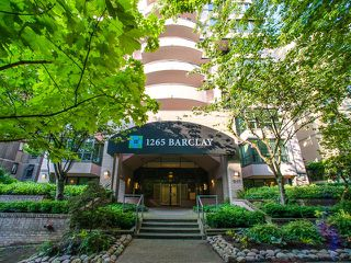 "Photo 2: 201 1265 BARCLAY Street in Vancouver: West End VW Condo for sale in ""1265 Barclay"" (Vancouver West)  : MLS®# R2080754"
