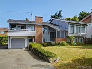 Photo 1: 1826 Harvard Place in VICTORIA: SE Lambrick Park Single Family Detached for sale (Saanich East)  : MLS®# 366812