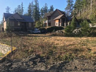 "Photo 1: LOT 40 4622 SINCLAIR BAY Road in Garden Bay: Pender Harbour Egmont Land for sale in ""FARRINGTON COVE"" (Sunshine Coast)  : MLS®# R2096384"
