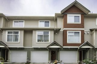 "Photo 1: 33 12311 NO 2 Road in Richmond: Steveston South Townhouse for sale in ""FAIRWIND"" : MLS®# R2126601"