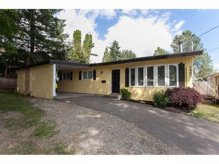Photo 1: 7902 BURDOCK STREET in Mission: Mission BC House for sale : MLS®# R2182900