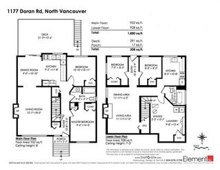 """Photo 7: 1177 DORAN Road in North Vancouver: Lynn Valley House for sale in """"LYNN VALLEY"""" : MLS®# R2198640"""