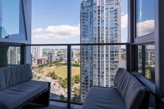Photo 11: 2701 1438 RICHARDS STREET in Vancouver: Yaletown Condo for sale (Vancouver West)  : MLS®# R2187303