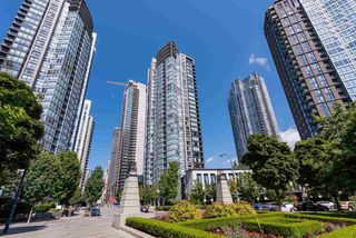 Photo 1: 2701 1438 RICHARDS STREET in Vancouver: Yaletown Condo for sale (Vancouver West)  : MLS®# R2187303