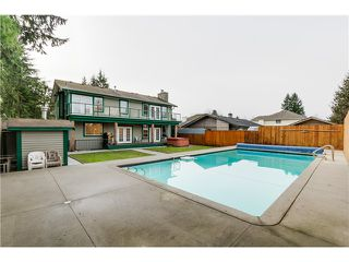 Photo 17: 837 WYVERN AV in Coquitlam: Coquitlam West House for sale : MLS®# V1100123