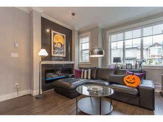 "Photo 10: 104 10151 240 Street in Maple Ridge: Albion Townhouse for sale in ""ALBION STATION"" : MLS®# R2215867"