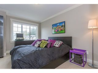 "Photo 14: 104 10151 240 Street in Maple Ridge: Albion Townhouse for sale in ""ALBION STATION"" : MLS®# R2215867"