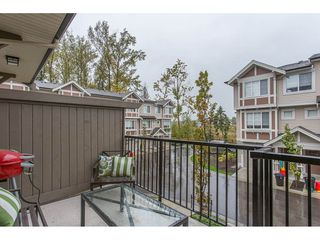 "Photo 20: 104 10151 240 Street in Maple Ridge: Albion Townhouse for sale in ""ALBION STATION"" : MLS®# R2215867"