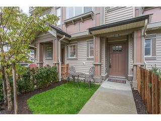 "Photo 2: 104 10151 240 Street in Maple Ridge: Albion Townhouse for sale in ""ALBION STATION"" : MLS®# R2215867"