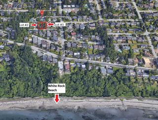 Photo 1: LT.2 MAGDALEN AVENUE: White Rock Land for sale (South Surrey White Rock)  : MLS®# R2223350