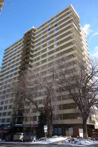 Main Photo: 1402 9903 104 Street in Edmonton: Zone 12 Condo for sale : MLS®# E4103536