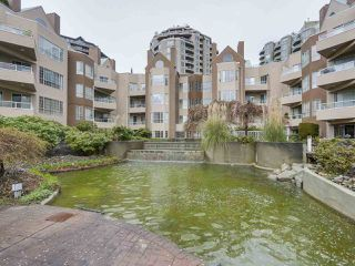 "Photo 18: 113 1150 QUAYSIDE Drive in New Westminster: Quay Condo for sale in ""Westport"" : MLS®# R2255173"