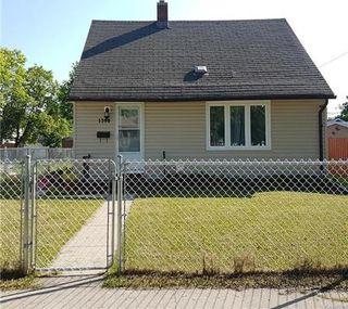 Photo 1: 1398 Manitoba Avenue in Winnipeg: Residential for sale (4B)  : MLS®# 1817449