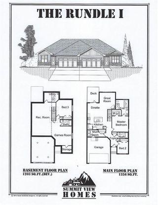 Main Photo: 9 Horton Way: Ardrossan House Half Duplex for sale : MLS®# E4119015
