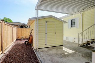 """Photo 19: 44 145 KING EDWARD Street in Coquitlam: Maillardville Manufactured Home for sale in """"MILL CREEK VILLAGE"""" : MLS®# R2300714"""