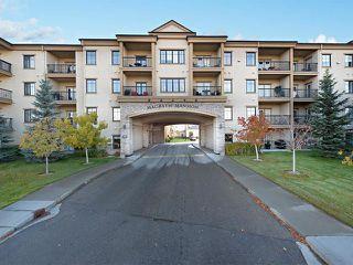 Main Photo: 127 160 MAGRATH Road in Edmonton: Zone 14 Condo for sale : MLS®# E4130939