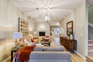 "Photo 3: 4 6852 193 Street in Surrey: Clayton Townhouse for sale in ""Indigo"" (Cloverdale)  : MLS®# R2318494"