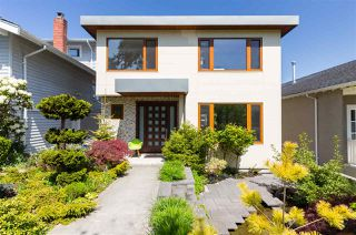 Main Photo: 4469 W 7TH Avenue in Vancouver: Point Grey House for sale (Vancouver West)  : MLS®# R2318706