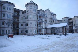 Main Photo: 315 2420 108 Street in Edmonton: Zone 16 Condo for sale : MLS®# E4139729