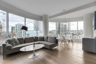 """Main Photo: 407 1661 ONTARIO Street in Vancouver: False Creek Condo for sale in """"Sails"""" (Vancouver West)  : MLS®# R2341882"""