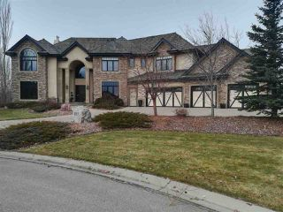 Main Photo: 129 RIVERVIEW Crescent: Rural Sturgeon County House for sale : MLS®# E4146183