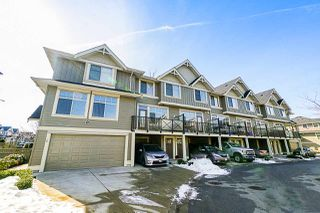 "Photo 1: 1 19525 73 Avenue in Surrey: Clayton Townhouse for sale in ""UPTOWN"" (Cloverdale)  : MLS®# R2346978"