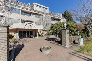 "Main Photo: 320 8751 GENERAL CURRIE Road in Richmond: Brighouse South Condo for sale in ""SUNSET TERRACE"" : MLS®# R2347345"
