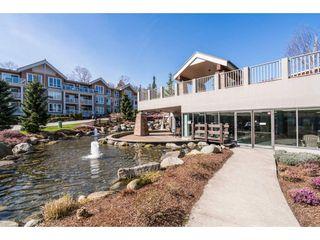 "Photo 2: 301 6480 194 Street in Surrey: Clayton Condo for sale in ""Watersone"" (Cloverdale)  : MLS®# R2358792"