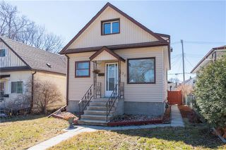Photo 1: 270 Ottawa Avenue in Winnipeg: East Kildonan Residential for sale (3A)  : MLS®# 1908826