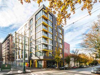 "Main Photo: 605 150 E CORDOVA Street in Vancouver: Downtown VE Condo for sale in ""InGastown"" (Vancouver East)  : MLS®# R2361641"