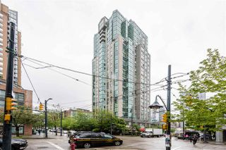 "Photo 1: 2201 1188 HOWE Street in Vancouver: Downtown VW Condo for sale in ""1188 HOWE"" (Vancouver West)  : MLS®# R2368270"