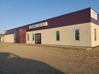 Main Photo: 5729 40 Avenue: Wetaskiwin Office for sale or lease : MLS®# E4156298