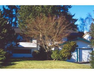 Photo 3: 4219 DONCASTER WY in Vancouver West: Home for sale : MLS®# V581111
