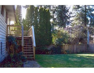 Photo 7: 4219 DONCASTER WY in Vancouver West: Home for sale : MLS®# V581111
