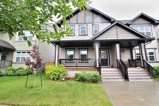 Photo 1: 16816 120 Street in Edmonton: Zone 27 House Half Duplex for sale : MLS®# E4164622